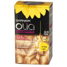 OLIA coloration 8.31 Golden Ashy Blond