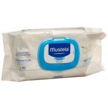 Mustela BB lingettes peau normale 70 pce