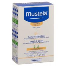 Mustela BB savon surgras au cold cream nutri-protecteur 150 g