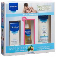 Mustela Coffret Fête des bébés peau normale