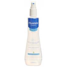 Mustela Eau rafraîchissante et coiffante spray peau normale 200 ml