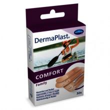 DERMAPLAST COMFORT Family strip ass 32 pce