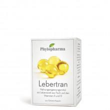 PHYTOPHARMA huile de foie de morue caps 200 pce