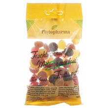 PHYTOPHARMA bonbons mélange aux fruits 100 g
