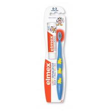 ELMEX Brosse à dents Débutant (0-3 ans)