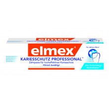 ELMEX protection caries dentifrice DUO 2x75 ml