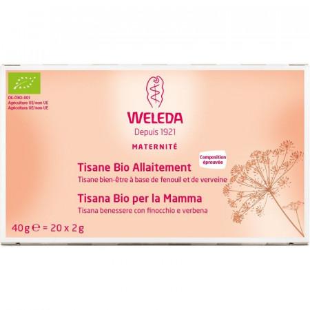 WELEDA Tisane Bio Allaitement 20 Btl