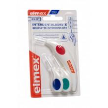 ELMEX brosse interdentaire 2/4/5mm mix set