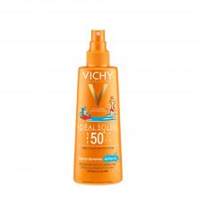 VICHY IDEAL SOLEIL Spray douceur enfants SPF50+ 200 ml