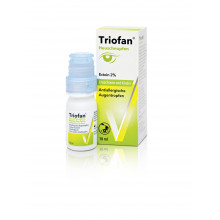 TRIOFAN rhume des foins gtt opht flacon 10 ml