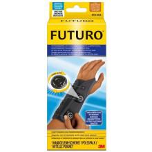 3M FUTURO Custom Dial Attelle Poignet, GAUCHE, ajustable