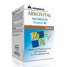 ARKOVITAL magnesium vitamine b6 caps 60 pce