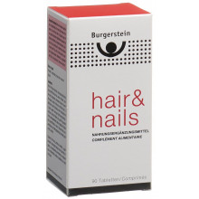BURGERSTEIN hair & nails cpr 90 pce