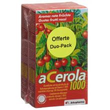 ACEROLA Comprimé 1000 mg Duo 2 x 30 pièces