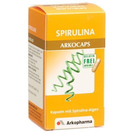 ARKOCAPS Spiruline 45 capsules