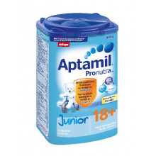 MILUPA APTAMIL Pronutra Junior 18+ Vanille 800g