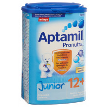 MILUPA APTAMIL Junior 12+ vanille 800 g