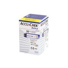 ACCU-CHEK AVIVA bandelettes 50 pce