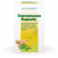 ALPINAMED Curcumasan caps 120 pce