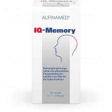 ALPINAMED IQ-Memory caps 60 pce