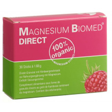 Magnesium BIOMED direct gran stick 30 pce