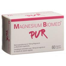 Magnesium BIOMED PUR caps 60 pce