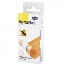 DERMAPLAST TEXTIL pans rapid 4cmx10cm 10 pce